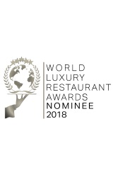 2017 World Luxury Restaurant Awards Nominee